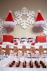 New Years Decorations Clearance by Buckets Of Grace Gingerbread Party With A Chocolate Bar