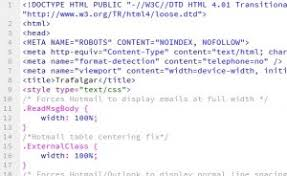 html table mobile friendly mobile friendly html newsletter courses training courses in