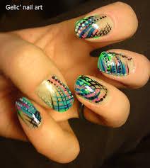 nail designs lines and dots dot nail art black nails app cute