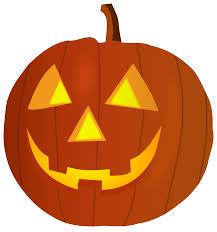halloween ghost and pumpkin clip art clip art library