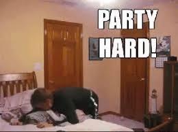 Party Hard Memes - dance party meme gifs tenor