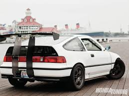 1988 honda crx hf old dog new tricks honda tuning magazine
