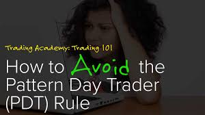 pattern day trader h1b trading academy 101 avoid the pattern day trader rule