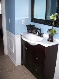 blue and brown bathroom ideas brown bathroom irrr info