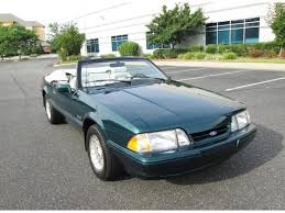 7 up edition mustang 1990 ford mustang lx 5 0 convertible 7 up edition low