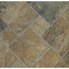 shop style selections sedona slate cedar glazed porcelain indoor