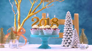 Happy New Year Board Decoration by