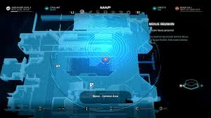 Pathfinder World Map Mass Effect Andromeda Guide How To Manage Missions Read The Map
