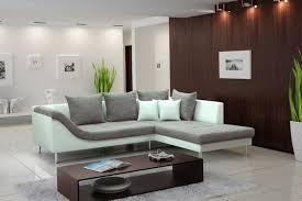 Salon En Cuir Design Italien by Indogate Com Salon Gris Et Blanc