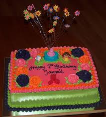 1st birthday dora cake cakecentral com