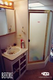 Rv Bathroom Remodeling Ideas Rv Bathroom Remodel Ideas Before After Home And Apartment Ideas