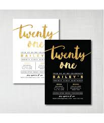 twenty first birthday invitations iidaemilia com