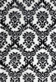 Damask Area Rug Black And White Transitional Rugs Discount Rugs Cheap Area Rugs Bargain Area