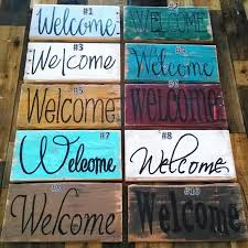 rustic welcome sign pallet boards welcome sign photo prop