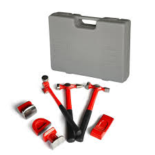 Laminate Floor Repair Kit Home Depot Steel Core Auto Body And Fender Repair Kit 7 Piece 39804 The