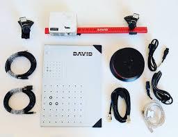 hp 3d structured light scanner pro s3 david sls 3 review 3d