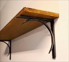 rustic metal shelves furniture amazing industrial steel shelf brackets rustic metal