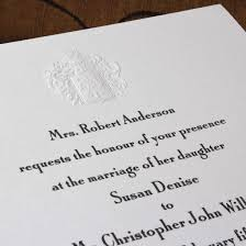 how to address wedding invitations to a family wedding invitation r 161 crest