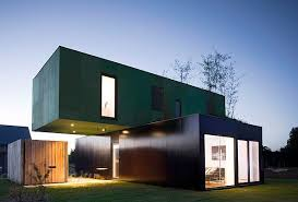 architects houses crossbox house