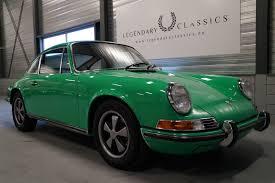 vintage porsche 911 convertible sold classics legendary classics