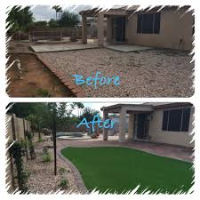 landscape design archives arizona living synthetic grass backyard