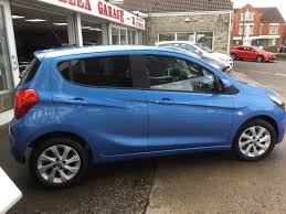 vauxhall viva used blue vauxhall viva for sale south yorkshire