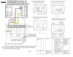 goodman heat pump thermostat wiring diagram and honeywell