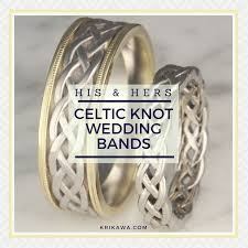 celtic wedding sets the ring leader krikawa jewelry designs