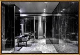 schwarzes schlafzimmer stylische schlafzimmer ideen home deko ideen