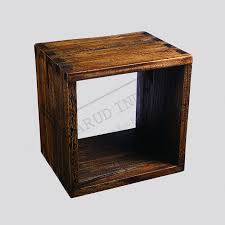 Cube Side Table Cube Side Table