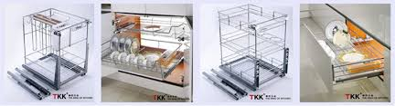 Pull Out Wire Baskets Kitchen Cupboards by Tkk Slide Side Pull Out Wire Basket Kitchen Cabinet Basket Buy