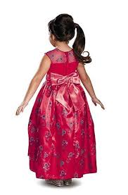 Ball Gown Halloween Costume Disguise Disney Elena Avalor Ball Gown Deluxe Girls Halloween