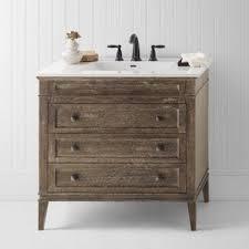 Wood Bathroom Vanity by Rustic Bathroom Vanities You U0027ll Love Wayfair