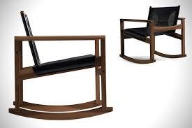 rocking leather chair ideas home u0026 interior design