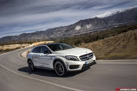 2015 mercedes gla road test 2015 mercedes gla 45 amg edition 1 review