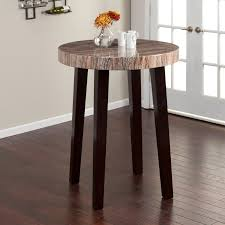 furniture magnificent tall bistro table for minimalist home