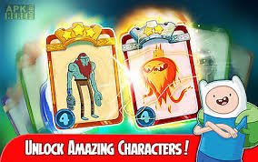 adventure time apk adventure time chions and challengers for android free