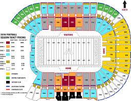map us bank stadium gopher football event information of minnesota golden