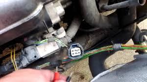 etm ets throttle position sensor volvo v70 limp m youtube