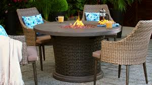 Canadian Tire Outdoor Patio Furniture Canvas Highbury Gas Fire Table Canadian Tire