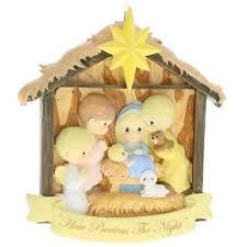 buy pack of 6 precious moments nativity scene religious christmas