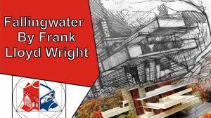 fallingwater house by frank lloyd wright 20 minute perspective