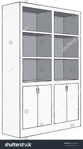Bookcase With Drawers Bookshelves With Drawers On Bottom Ideas About Bookshelf With