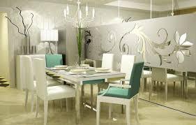 Dining Room Decor Ideas Modern Wwwdesigncasanovacom - Modern dining room decoration