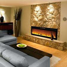 electric ventless fireplace insert gas outdoor wood burning quincy