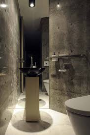 Bathroom Space Saver Ideas by Simple 20 Concrete Bathroom Interior Design Decoration Of 159