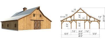 country barn plans pre designed ponderosa country barn kit 3 barns pinterest barn