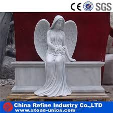 tombstone for sale white marble angel carved monuments sale angel headstone tombstone