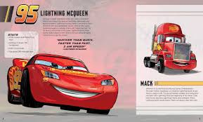 incredibuilds disney pixar cars 3 lightning mcqueen deluxe book