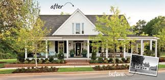 before u0026 after farmhouse renovation farmhouse renovation and
